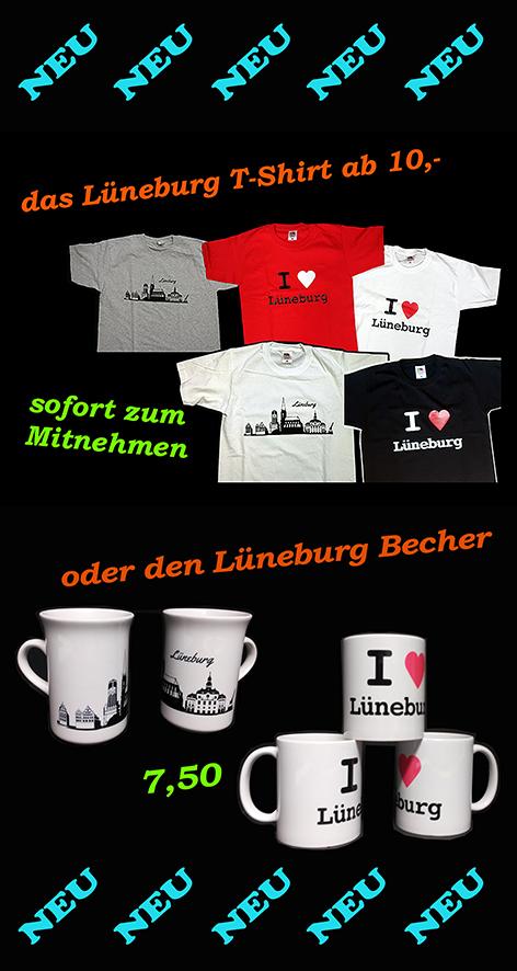 Becher-T-Shirt Plakat